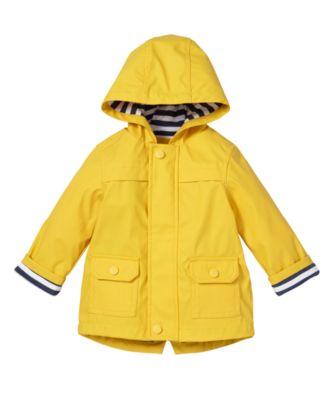 Mothercare Boy's Yellow Raincoat Long Sleeve