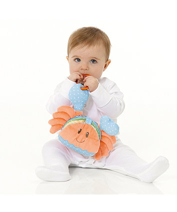 Mothercare Baby Ocean Soft Crab Book