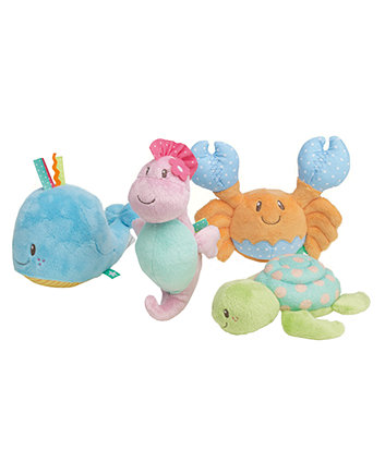 Mothercare Baby Ocean Plush Assorted