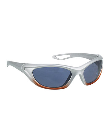 Mothercare Silver And Red Sporty Sunglasses