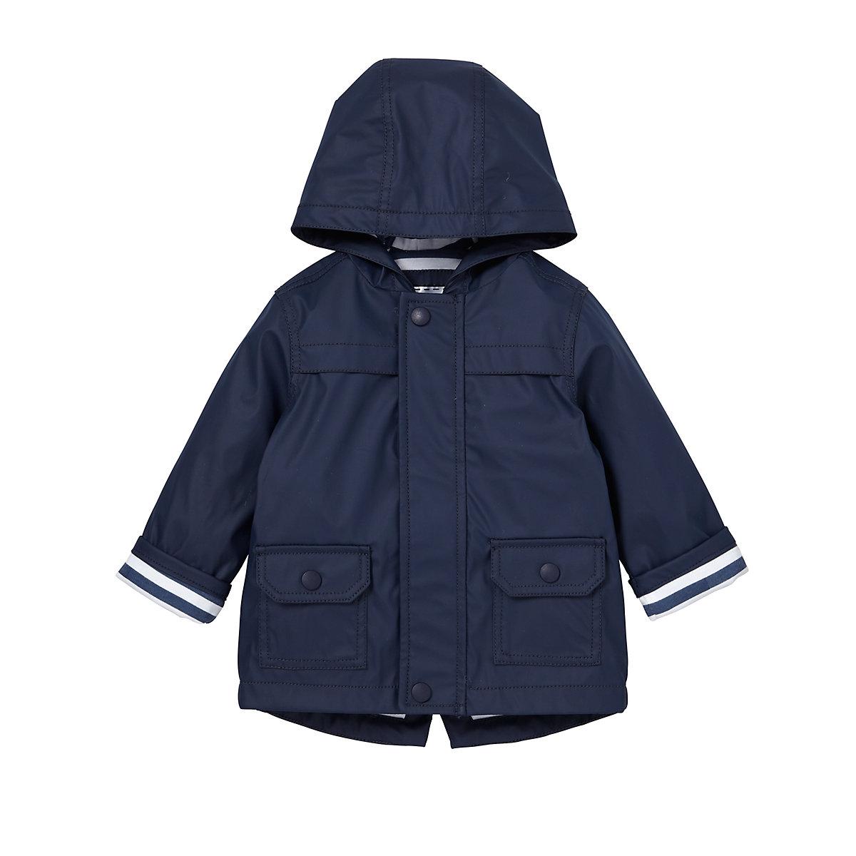 Mothercare PU Jacket - Navy