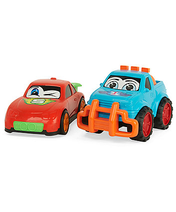 Mothercare Happy Cars - 2 Pack