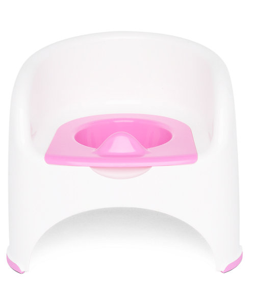 Mothercare Pink Potty Chair