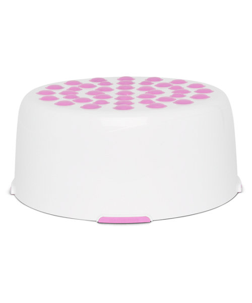 Mothercare Pink Step Stool