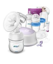 Philips Avent Natural Breast Feeding Support Set