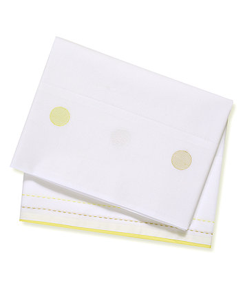 Mothercare Bear And Friends Flat Sheets - 2 Pack