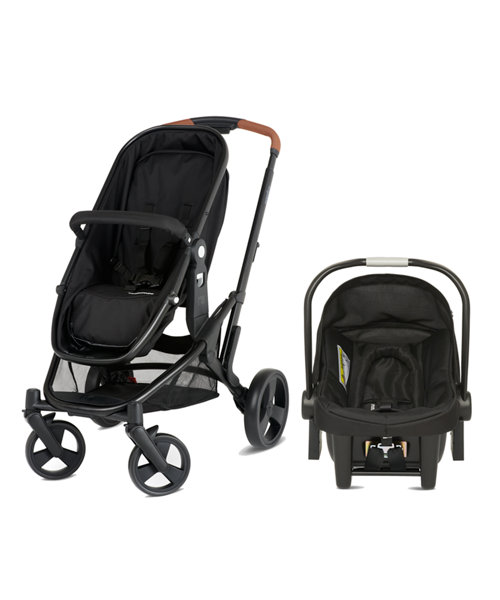 Mothercare Xpedior Four Wheel Base Pack - Black