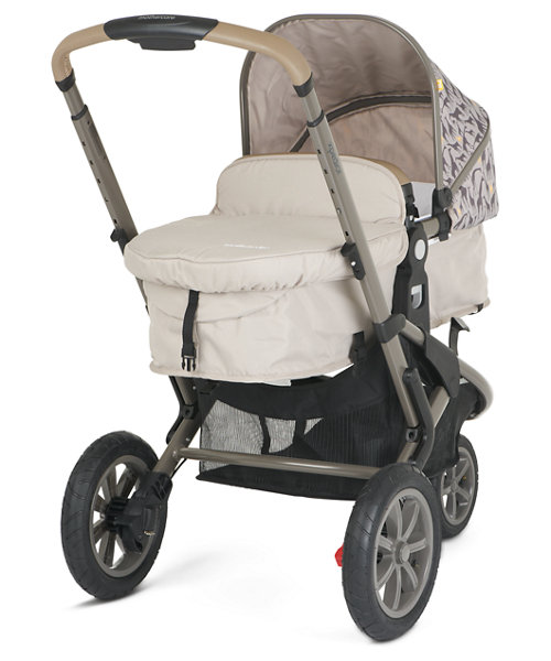 Mothercare Xpedior Pram and Pushchair Travel System - Tusk Special Edition