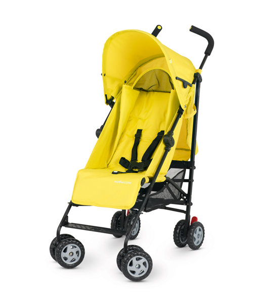 Mothercare Nanu Stroller - Yellow