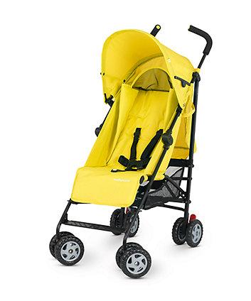Mothercare Nanu Stroller - Yellow