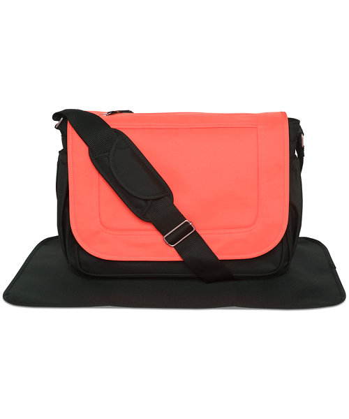 Mothercare Messenger Change Bag- Coral