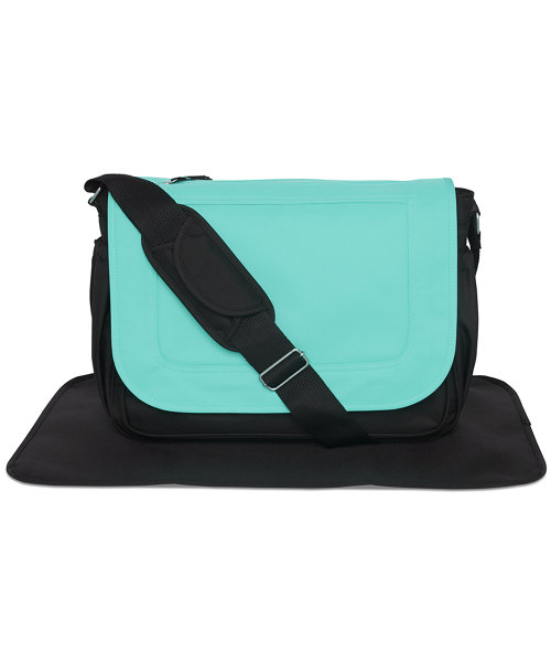 Mothercare Messenger Change Bag- Mint