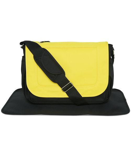 Mothercare Messenger Change Bag- Yellow