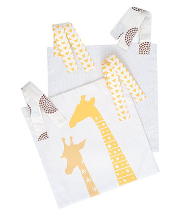 Mothercare Tusk Cot Pockets