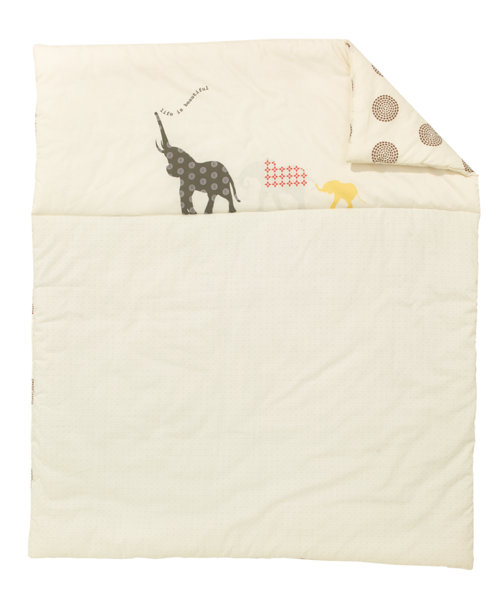 Mothercare Tusk Cot/Cot Bed Quilt