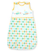Mothercare Snoozie Roll Up! Roll Up! Sleeping Bag 1 Tog - 0-6 months