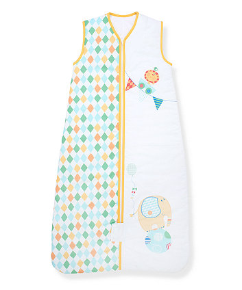 Mothercare Snoozie Roll Up! Roll Up! Sleep Bag (6-18 months) - 1 Tog