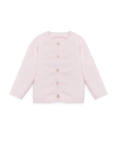 My First Cardigan - Pink