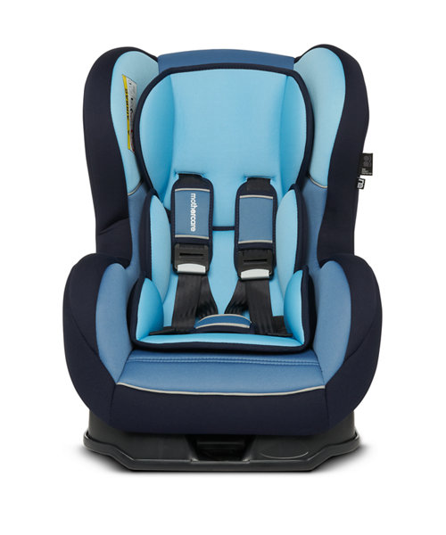 Mothercare Madrid Combination Car Seat- Blue Two Tone