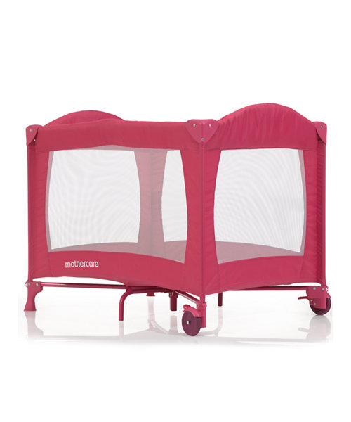 Mothercare Classic Travel Cot - Butterflies