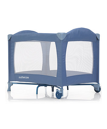 Mothercare Classic Travel Cot - Whale Bay
