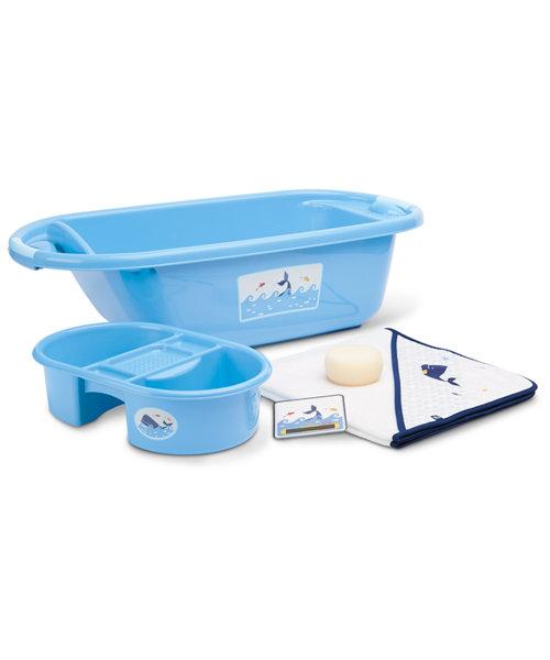 Mothercare Whale Bay Bath Set