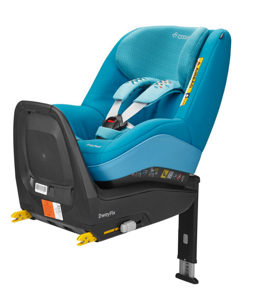Maxi Cosi 2 Way Pearl Car Seat - Mosaic Blue