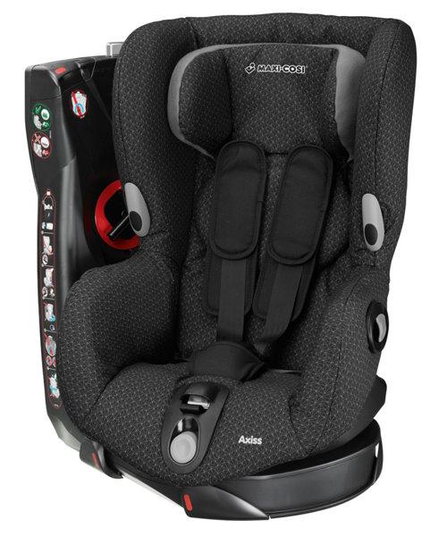 Maxi Cosi Axiss Car Seat - Black Crystal