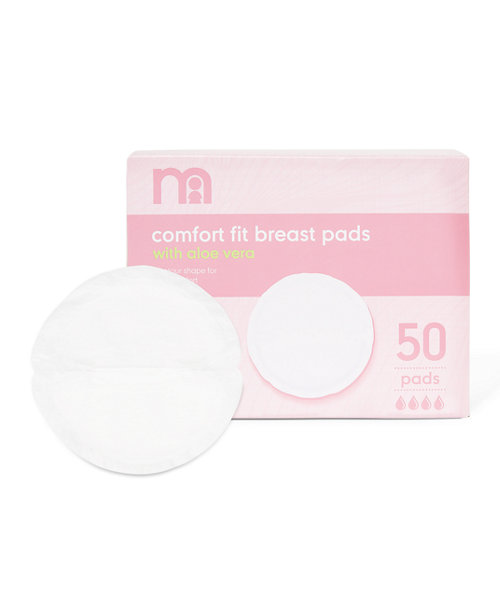 Mothercare Comfort Fit Breast Pads With Aloe Vera