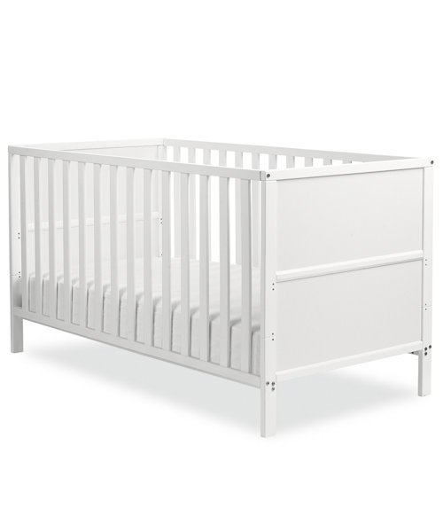 Mothercare Apsley Cot Bed - White