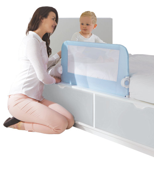 Mothercare Safest Start Bed Guard- Blue