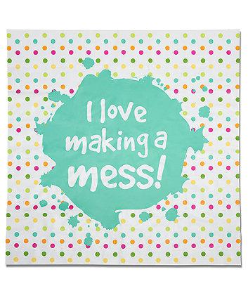 Mothercare Making A Mess Splash Mat