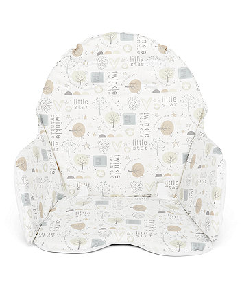 Bedtime Wish Highchair Cushion