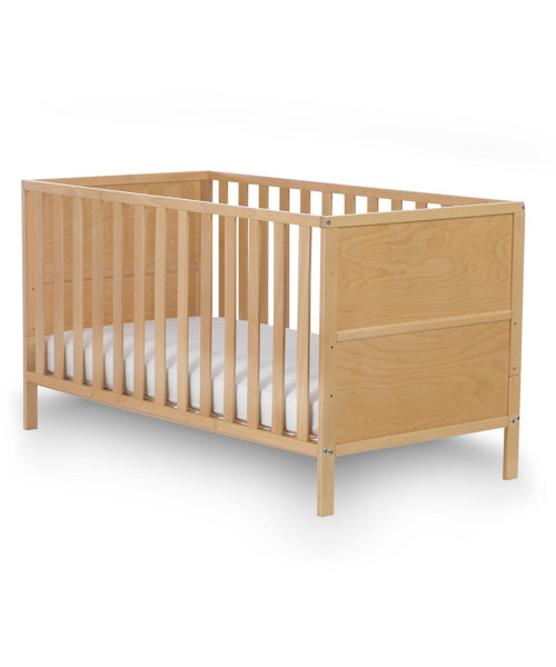 Mothercare Apsley Cot Bed - Beech