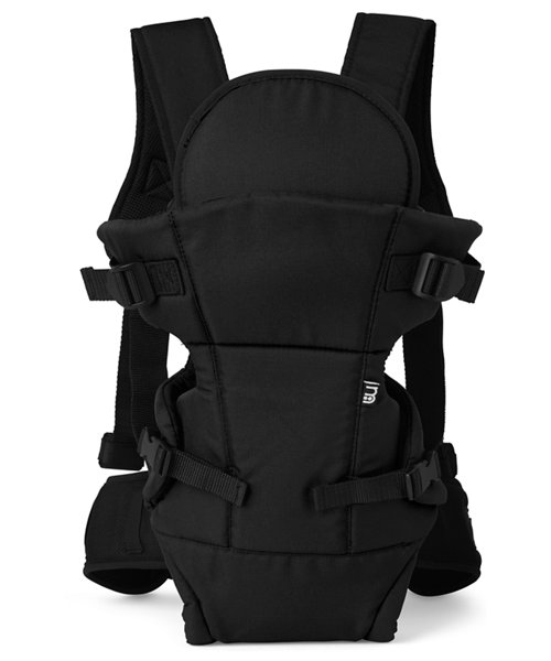 Mothercare Three Position Baby Carrier - Black