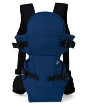 Mothercare Three Position Baby Carrier - Navy