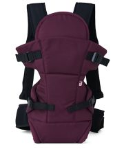 Mothercare Three Position Baby Carrier - Purple