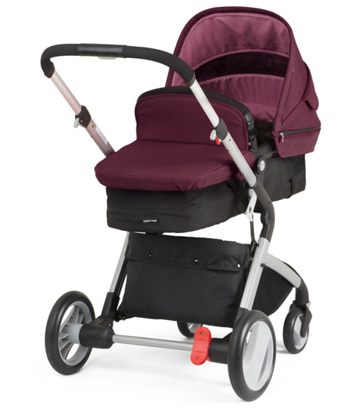 Mothercare Roam Travel System - Aubergine