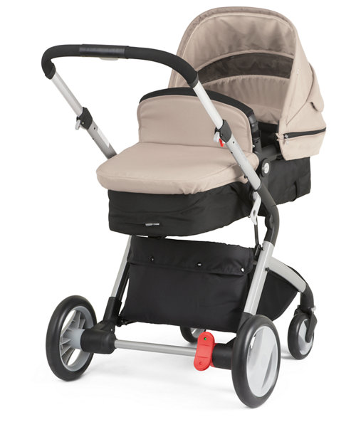 Mothercare Roam Travel System - Sand