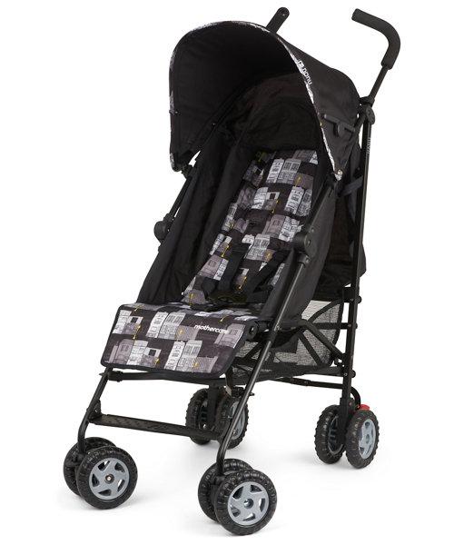 Mothercare Nanu Stroller - Streety Black