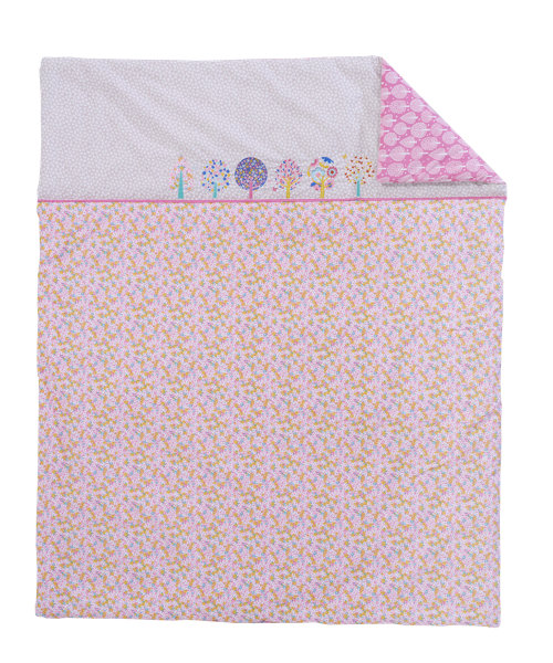Mothercare Norwegian Wood Cot Bed Quilt