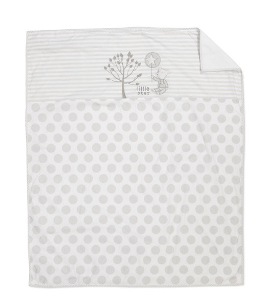 Mothercare Bedtime Wish Cot/ Cot Bed Coverlet