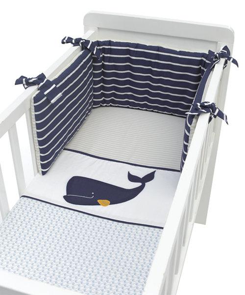 Mothercare Whale Bay Crib Bale