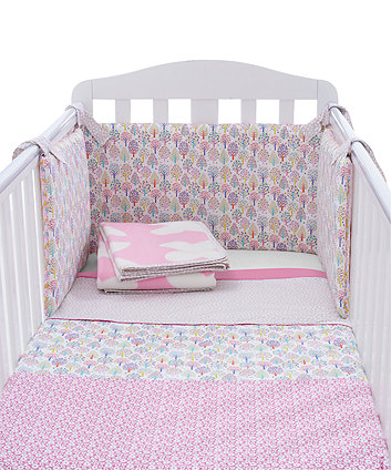 Mothercare Norwegian Wood Bed In A Bag