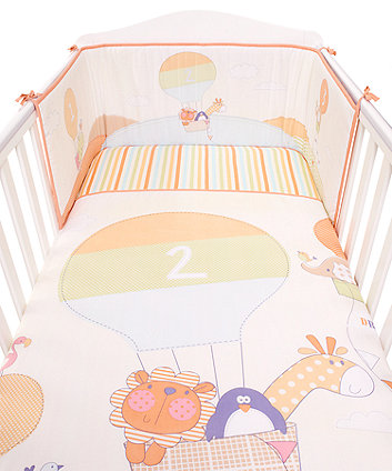 Mothercare Drifting Away Bed In A Bag