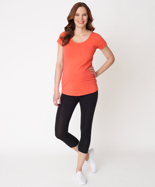 Maternity Red T-Shirt