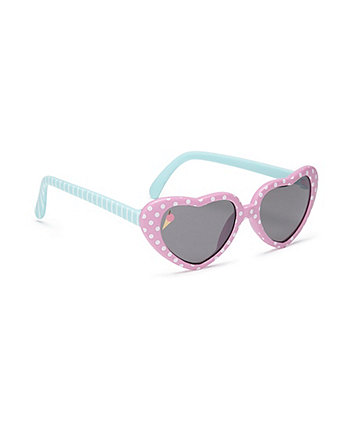 Ice Cream Heart Sunglasses