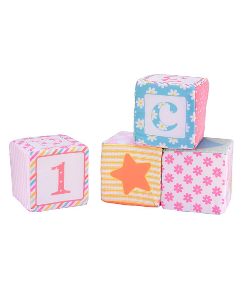 Mothercare Butter Fields Soft Cubes