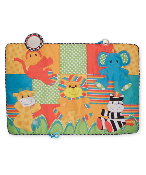 Baby Safari Jumbo Playmat