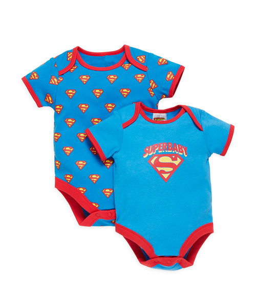 Superbaby Bodysuits - 2 Pack